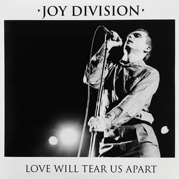 Love Will Tear Us Apart [Pink Vinyl Single]