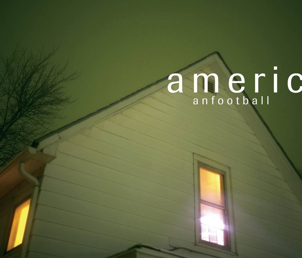 American Football - American Football [Deluxe Edition Red Marble 2LP]