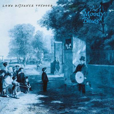 The Moody Blues - Long Distance Voyager [LP]