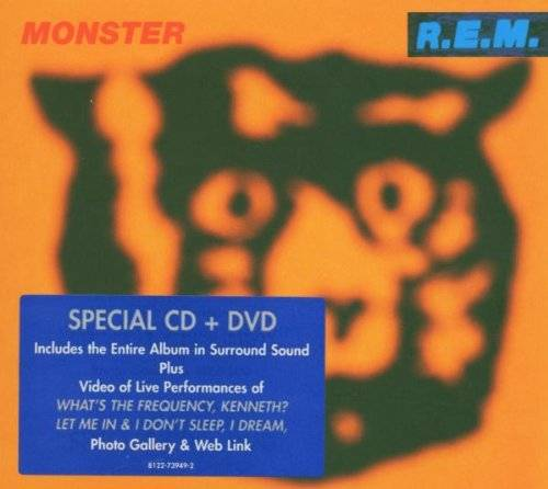 Monster [CD+DVD-A]