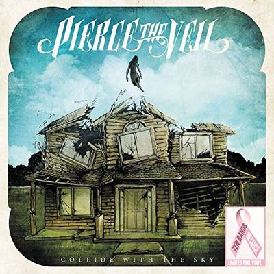 Pierce The Veil - Collide With The Sky [Limited Edition Pink Vinyl]