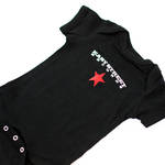 Easy Street Records - Black Star Onesie [06-12 Months]