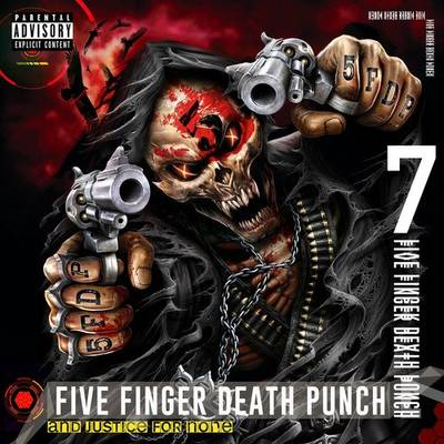 Five Finger Death Punch - And Justice For None [Limited Deluxe Edition]