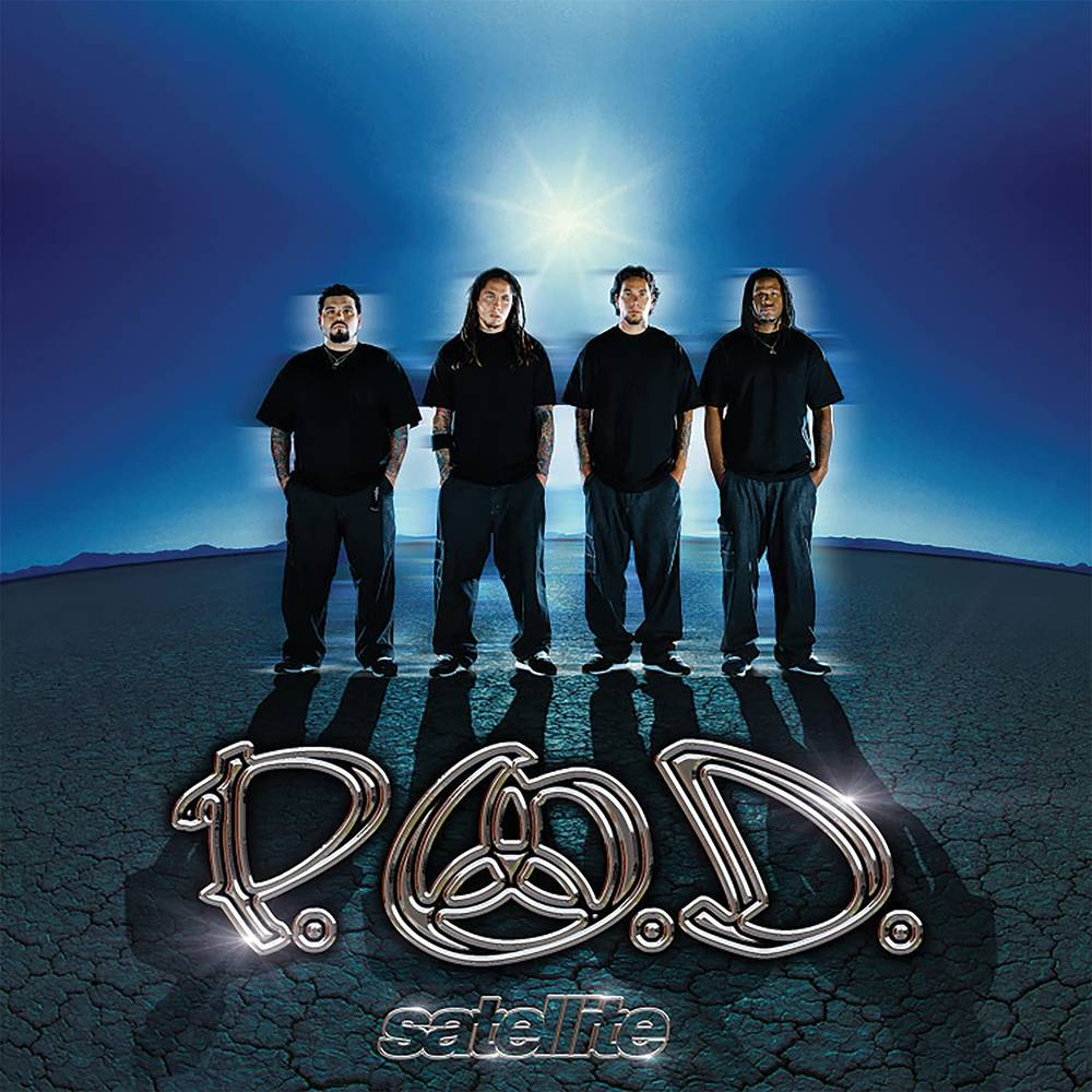 P.O.D. - Satellite: Expanded Edition [Indie Exclusive Limited Edition 2LP]