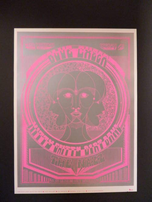 Poster (Reprint) - Blue Cheer, Nitty Gritty Dirt Band, The Nazz