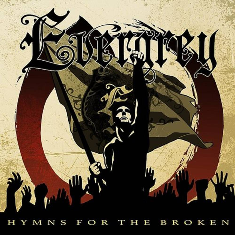 Evergrey - Hymns For The Broken [Indie Exclusive Limited Edition Clear Red 2LP]