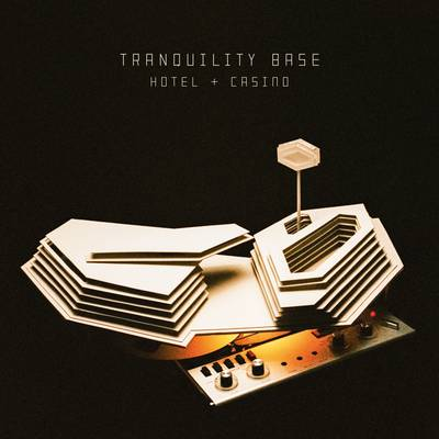 Arctic Monkeys - Tranquility Base Hotel & Casino [Indie Exclusive Limited Edition Clear LP]