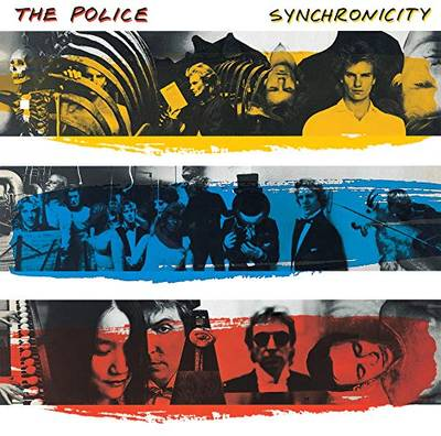 The Police - Synchronicity [LP]