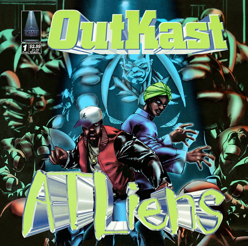 Outkast - ATLiens: 25th Anniversary Edition [4LP]