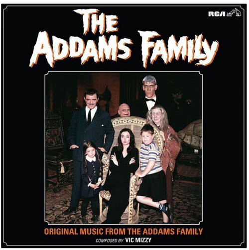 Original Music From The Addams Family (Blk) (Grn)