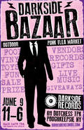 Darkside Bazaar Outdoor Flea Market returns June 9!