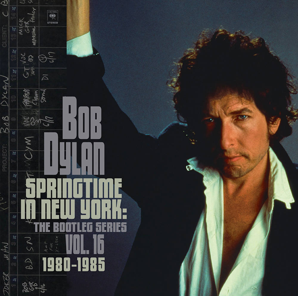 Bob Dylan - Springtime In New York: The Bootleg Series Vol. 16 (1980-1985) [2CD]