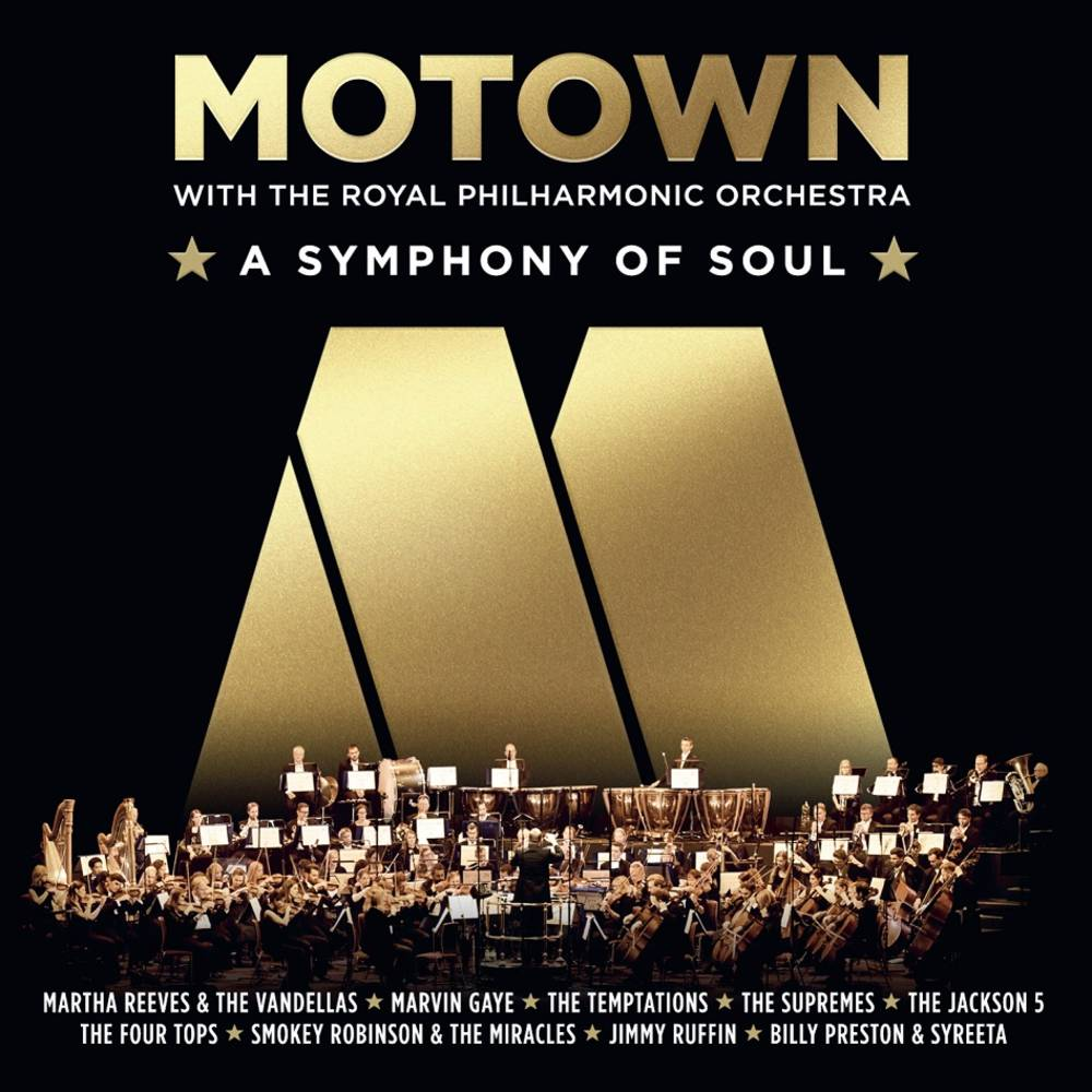 Various Artists - Motown: A Symphony Of Soul (with the Royal Philharmonic Orchestra)