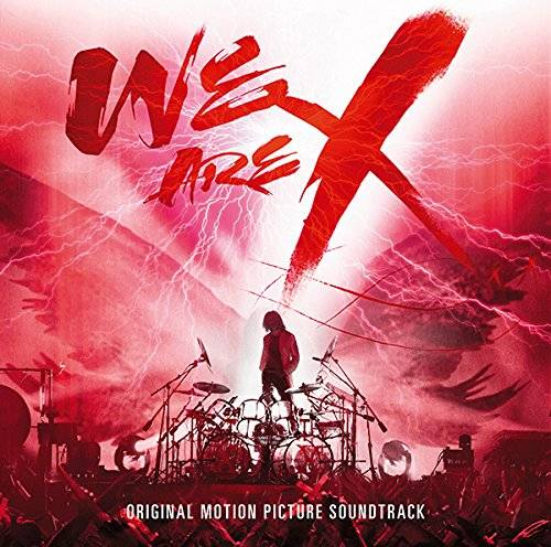 We Are X (Soundtrack) (Asia)
