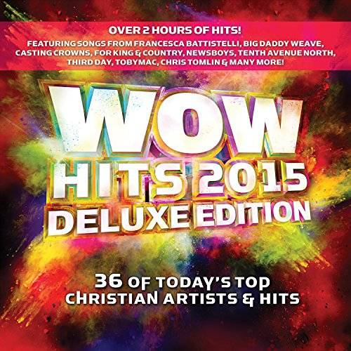 WOW Hits 2015 [Deluxe]