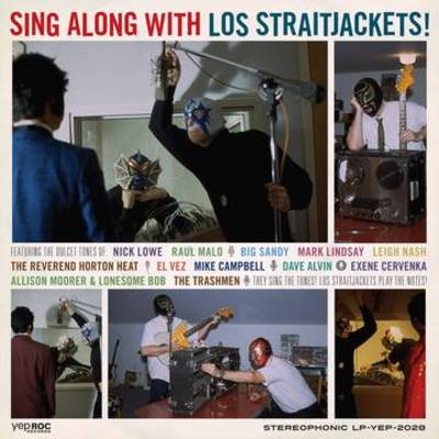 Los Straitjackets - Sing Along With Los Straitjackets