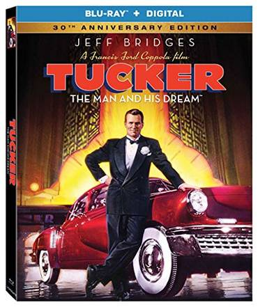 Tucker: Man & His Dream / (Ws)