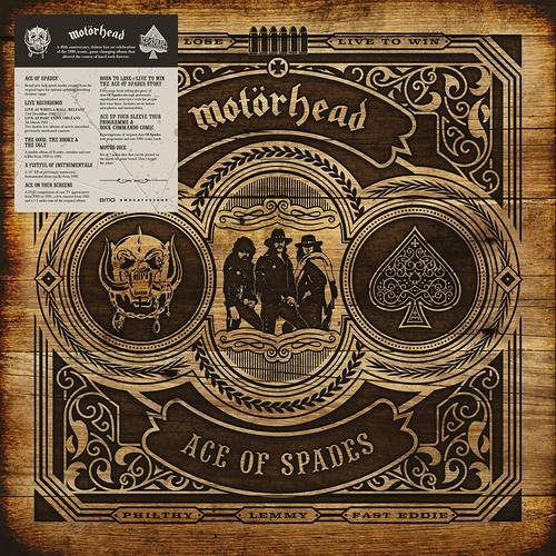 Ace Of Spades: 40th Anniversary Edition [Deluxe Box Set]