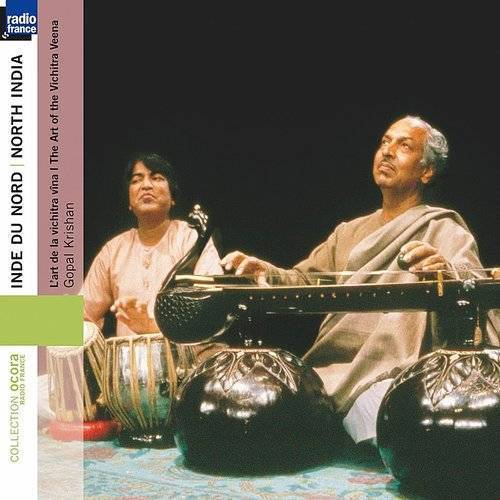 Inde Du Nord - North India :The Art Of The Vichitra Veena / Vichitra Vîna (Collection Ocora Radio-France)