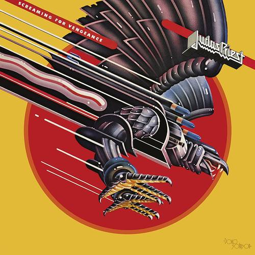 Screaming For Vengeance (Ltd) (Reis) (Jpn)