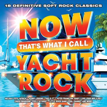 NOW That's What I Call Yacht Rock [Blue LP]