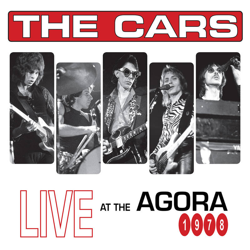 The Cars Live at the Agora, 1978