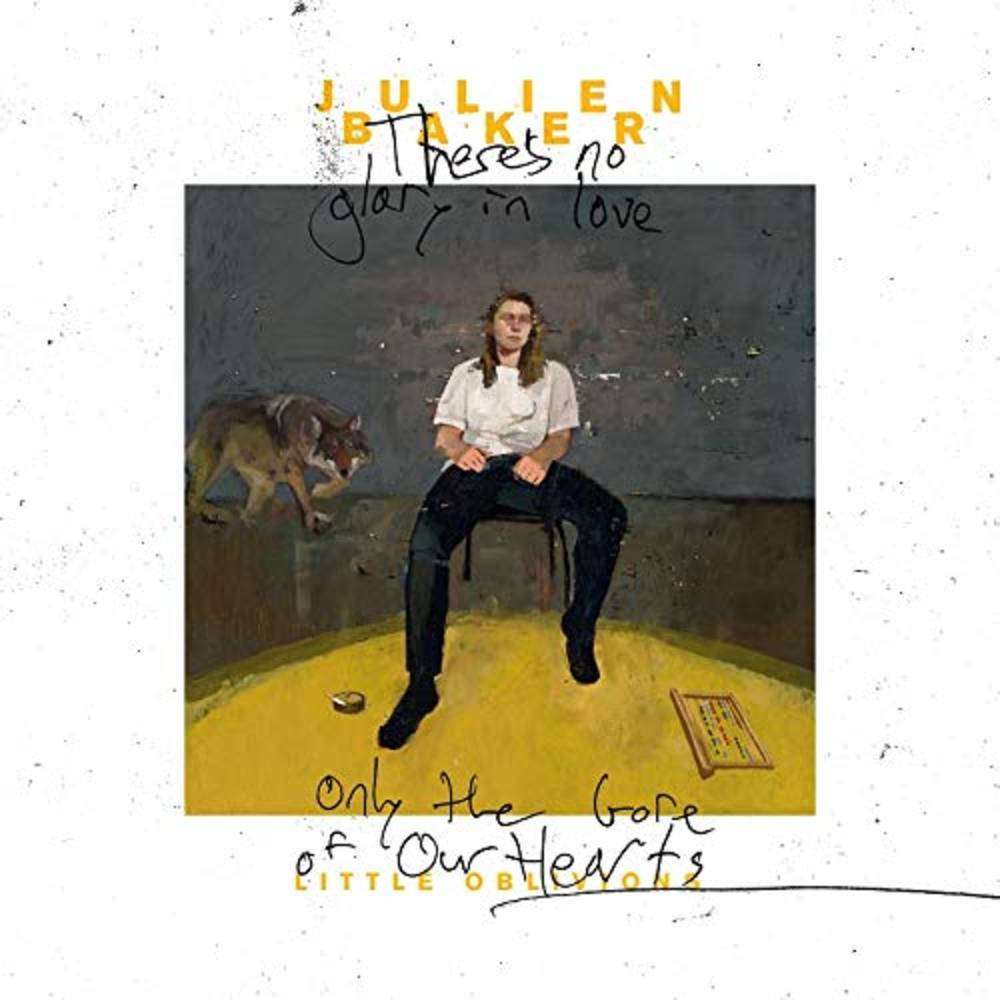 Julien Baker - Little Oblivions [Indie Exclusive Limited Edition Yellow LP]
