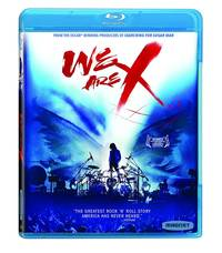 X Japan - We Are X [Blu-ray]