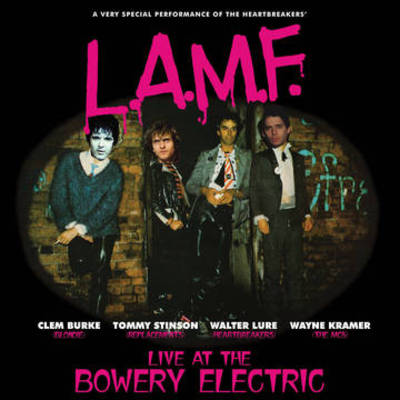 Lure, Burke, Stinson & Kramer - L.A.M.F. live at the Bowery