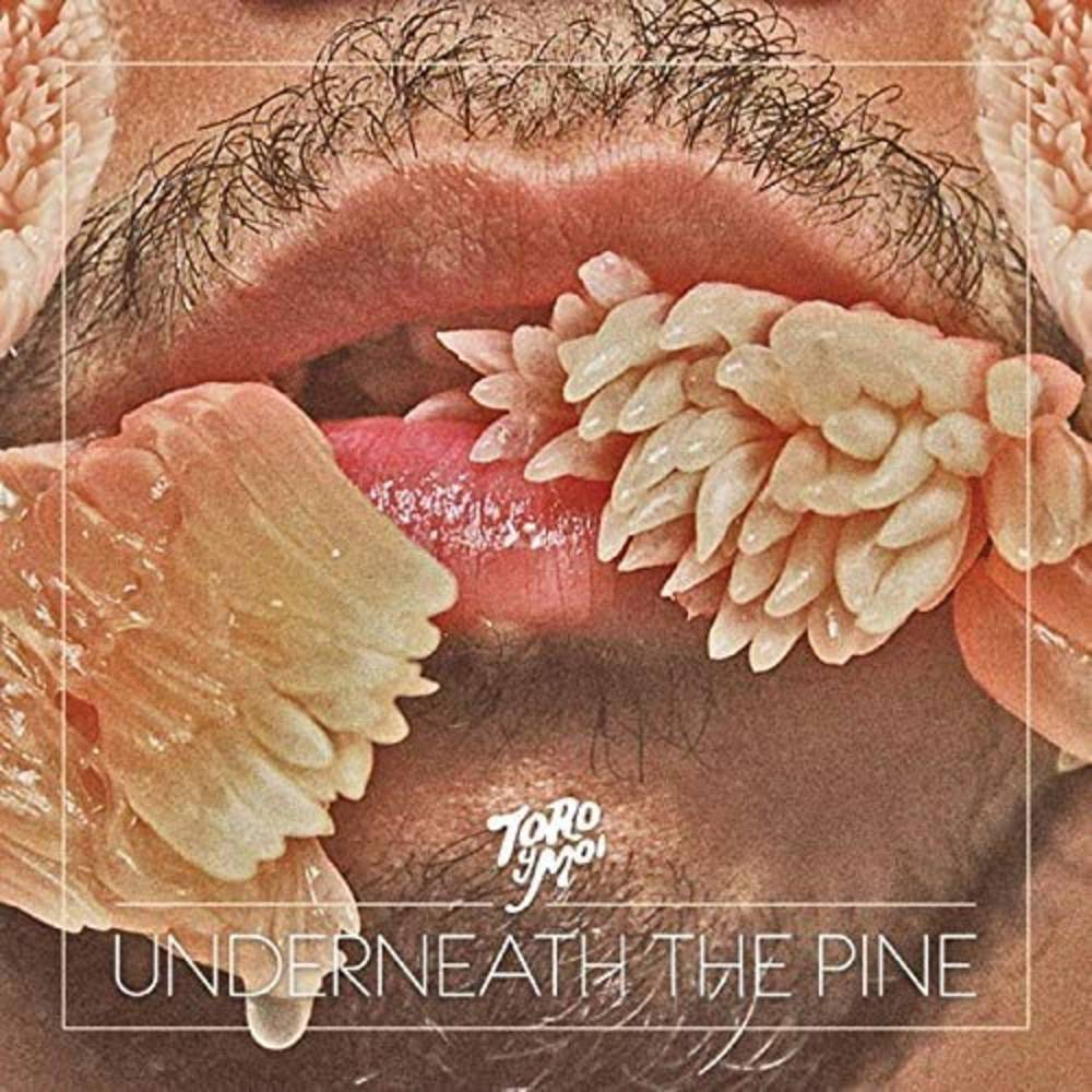 Toro Y Moi - Underneath The Pine [Desert Sun Splatter LP]