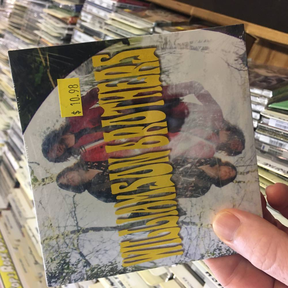 Williamson Brothers - Williamson Brothers s/t CD
