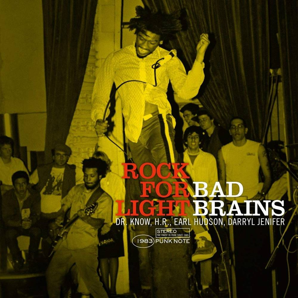 Bad Brains - Rock For Light [LP]