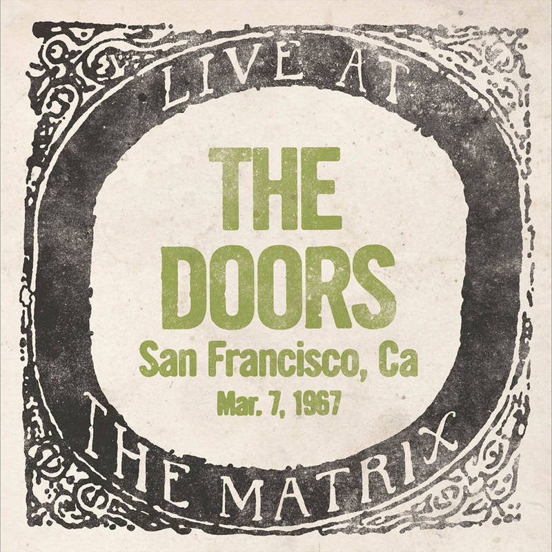 The Doors Live at the Matrix '67