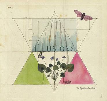Illusions [Indie Exclusive Limited Edition Magenta LP]