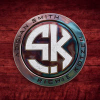 Smith/Kotzen - Smith/Kotzen [Red/Black Smoke LP]