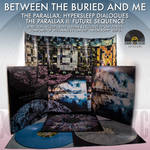 Between The Buried And Me - Parallax 1 & 2 Vinyl Boxset