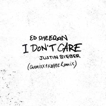 I Don't Care (Chronixx & Koffee Remix) - Single