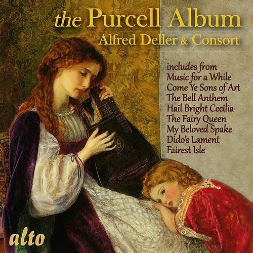 The Purcell Album - Alfred Deller & Consort