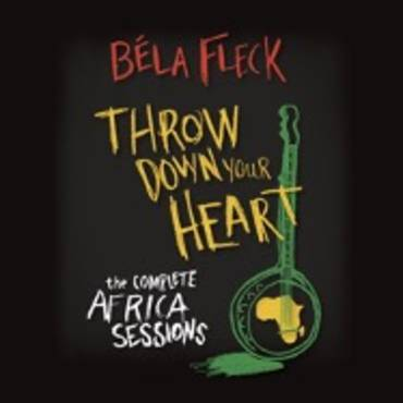 Throw Down Your Heart: The Complete Africa Sessions [3CD/1DVD]