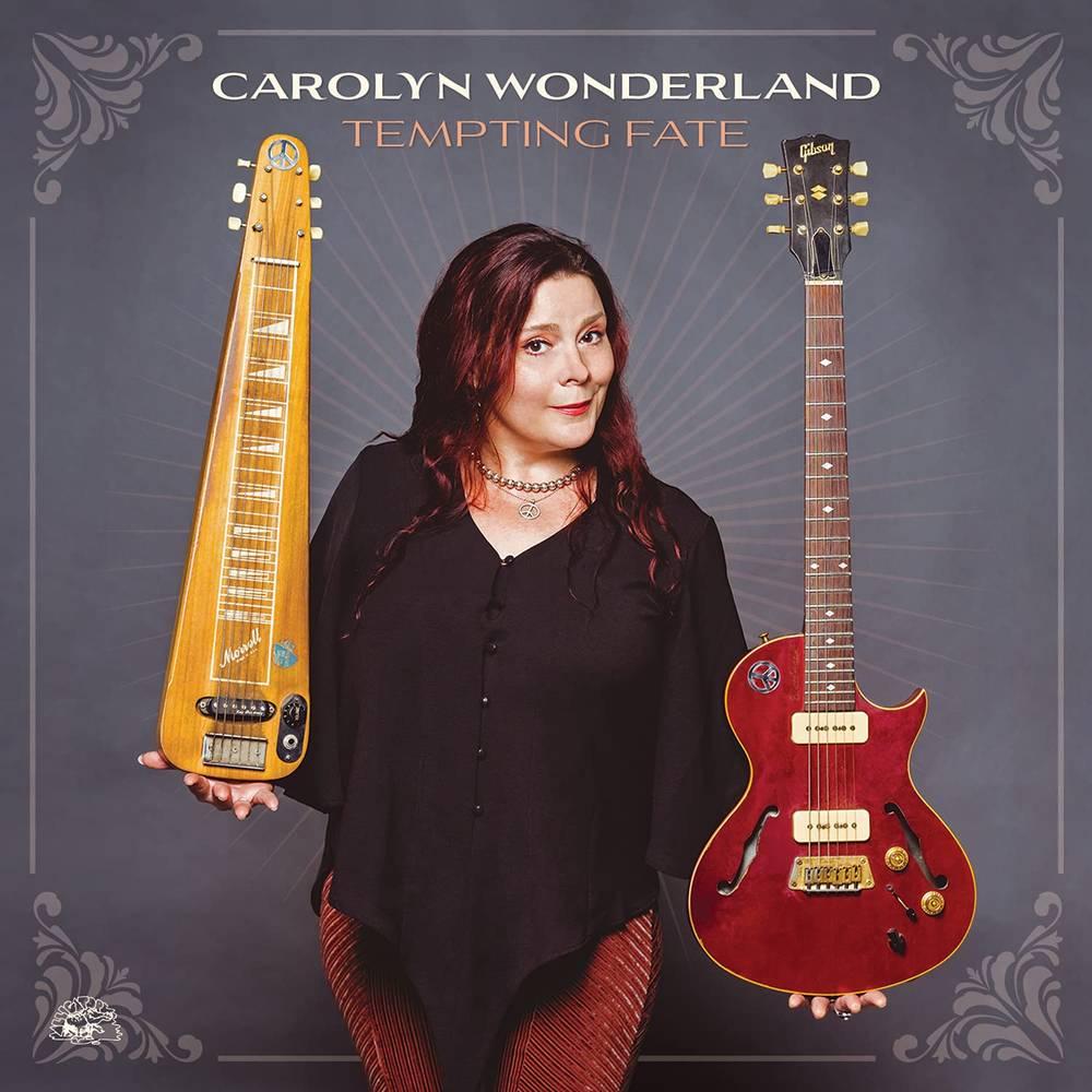 Carolyn Wonderland - Tempting Fate [Colored LP]