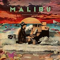 Anderson .Paak - Malibu [RSD Essential Orange w/ White Splatter LP]