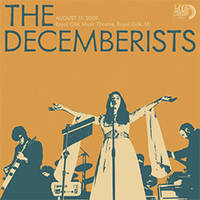 The Decemberists - Live Home Library Vol 1 August 11 2009 Royal Oak [LP]
