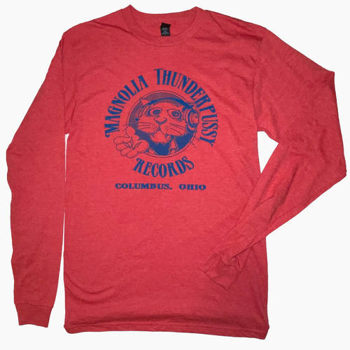 Magnolia Thunderpussy - Red Long Sleeve (S)