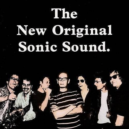 New Original Sonic Sound