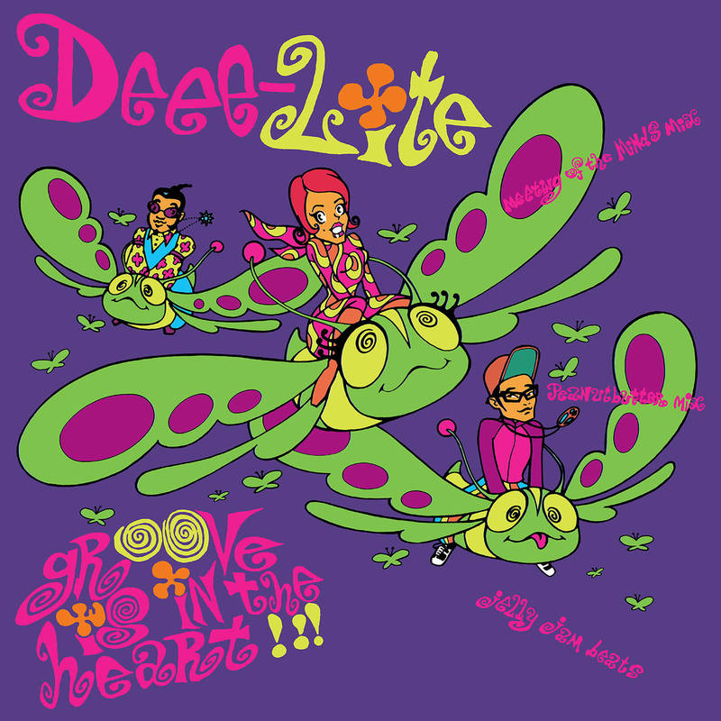 Deee Lite Groove Is In The Heart What Is Love?