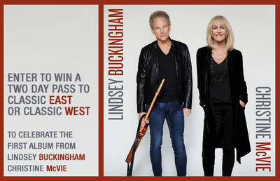 ENTER TO WIN A TWO DAY PASS TO CLASSIC EAST OR CLASSIC WEST