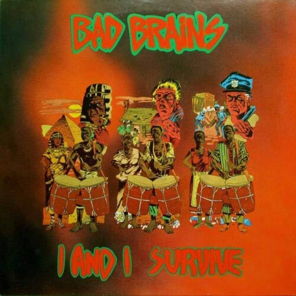 Bad Brains - I And I Survive EP [Vinyl]