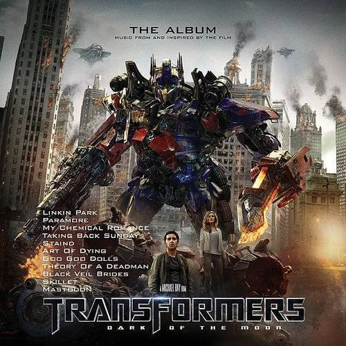 Transformers [Movie] - Transformers: Dark Of The Moon - The