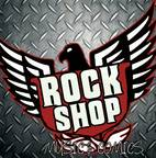 Rock Shop Music and Comics