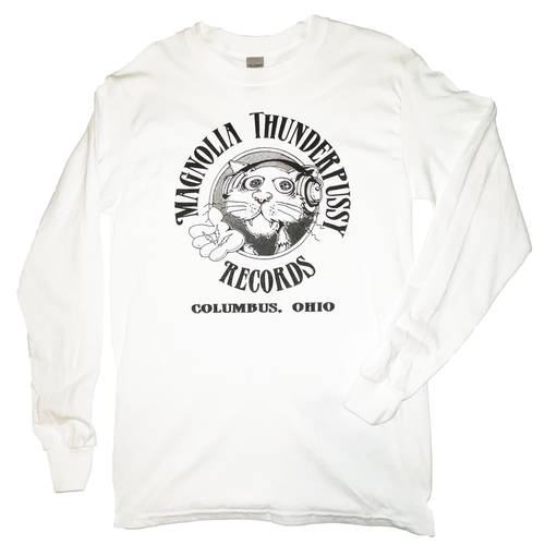Magnolia Thunderpussy - White Long Sleeve (S)